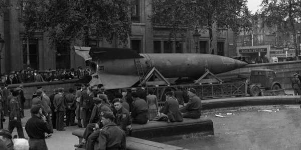 How Nazi Germany's unstoppable 'wonder weapon' changed the face of modern warfare