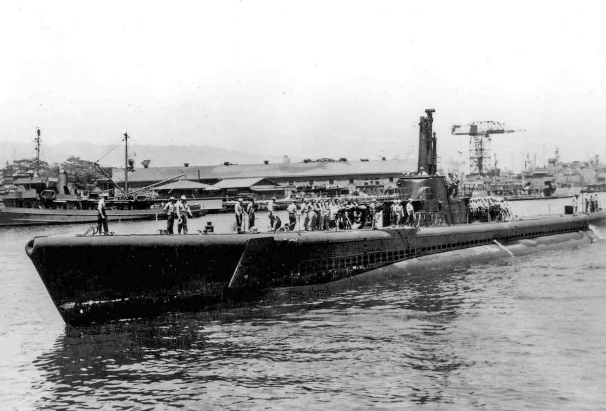 How the most successful submarine in Navy history ended up sinking itself