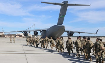 82nd Airborne paratroopers who rapidly deployed to the Middle East in January are finally coming home
