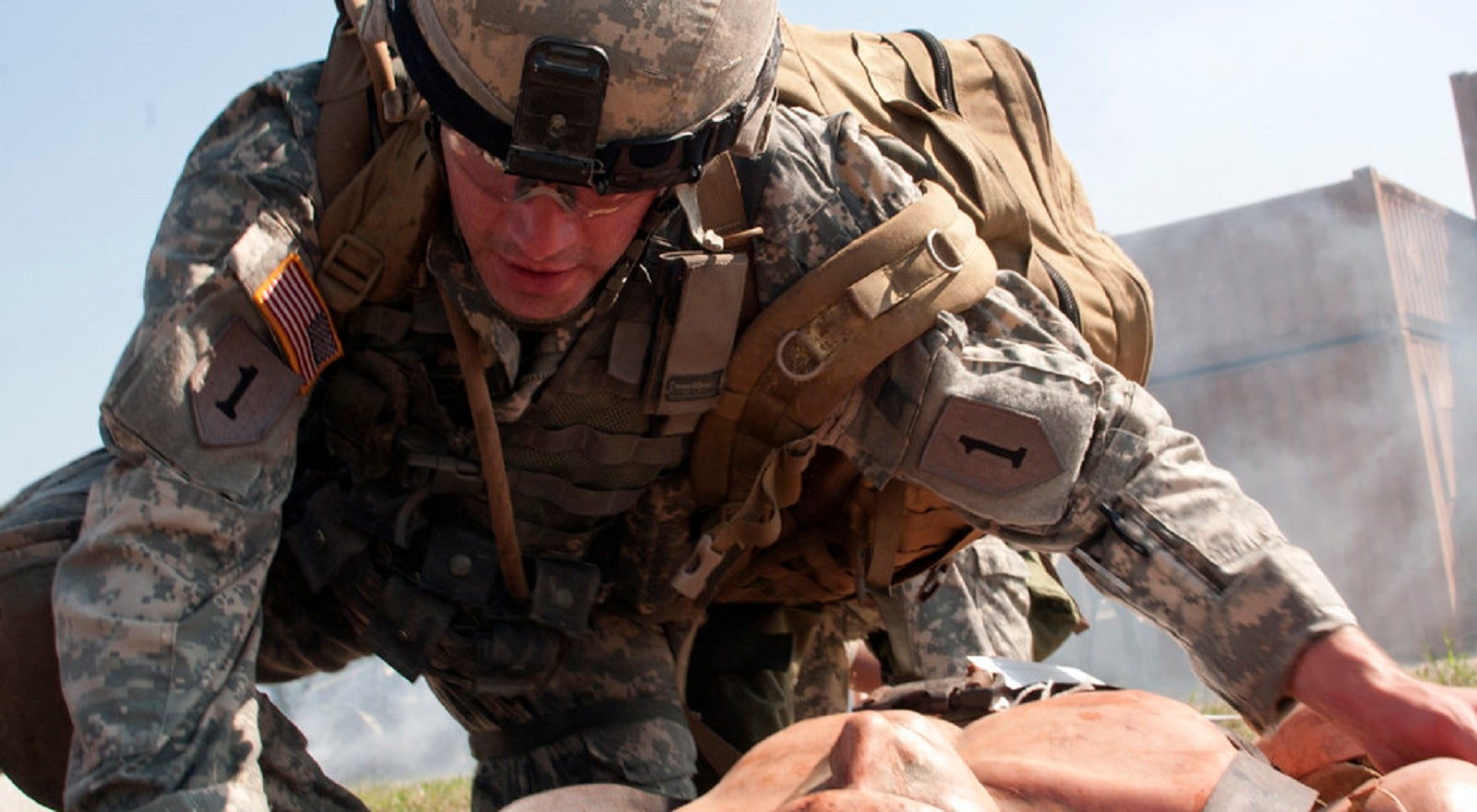 Military medics and corpsmen rejoice: Ibuprofen tested as COVID-19 treatment