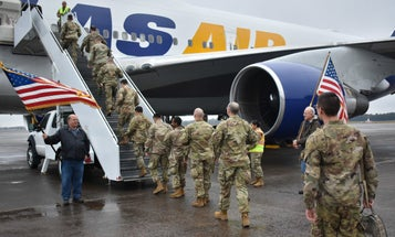 Massive US military exercise in Europe continues to be scaled back amid coronavirus fears