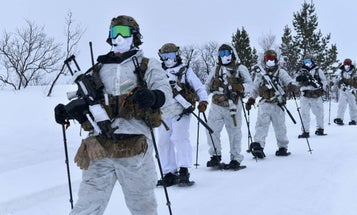 Air Force special operators are learning new tricks to fight in the tough Arctic environment