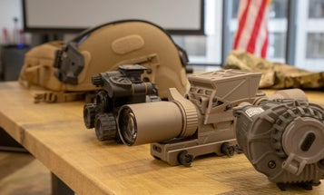 Former Special Forces soldier sentenced for stealing night vision goggles from the Army