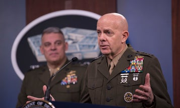 Marine commandant to leaders: Quit the 'soft relief' of fired officers