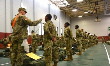 The Army is putting a two-week pause on shipping trainees to basic over COVID-19