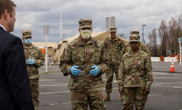 The Army warned in early February that up to 150,000 Americans could die of COVID-19