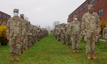 The Army is mobilizing Reserve medical specialists to aid city hospitals overwhelmed by COVID-19