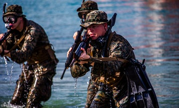 Here comes the first-ever Marine littoral regiment
