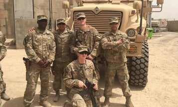 From Mexico to the US Army, this recruiter excels at serving his adopted country