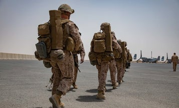 2,000 Camp Pendleton Marines deploy to the Middle East as crisis response force