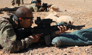 US special operations forces are testing a 'guaranteed hit' smart rifle system in Syria