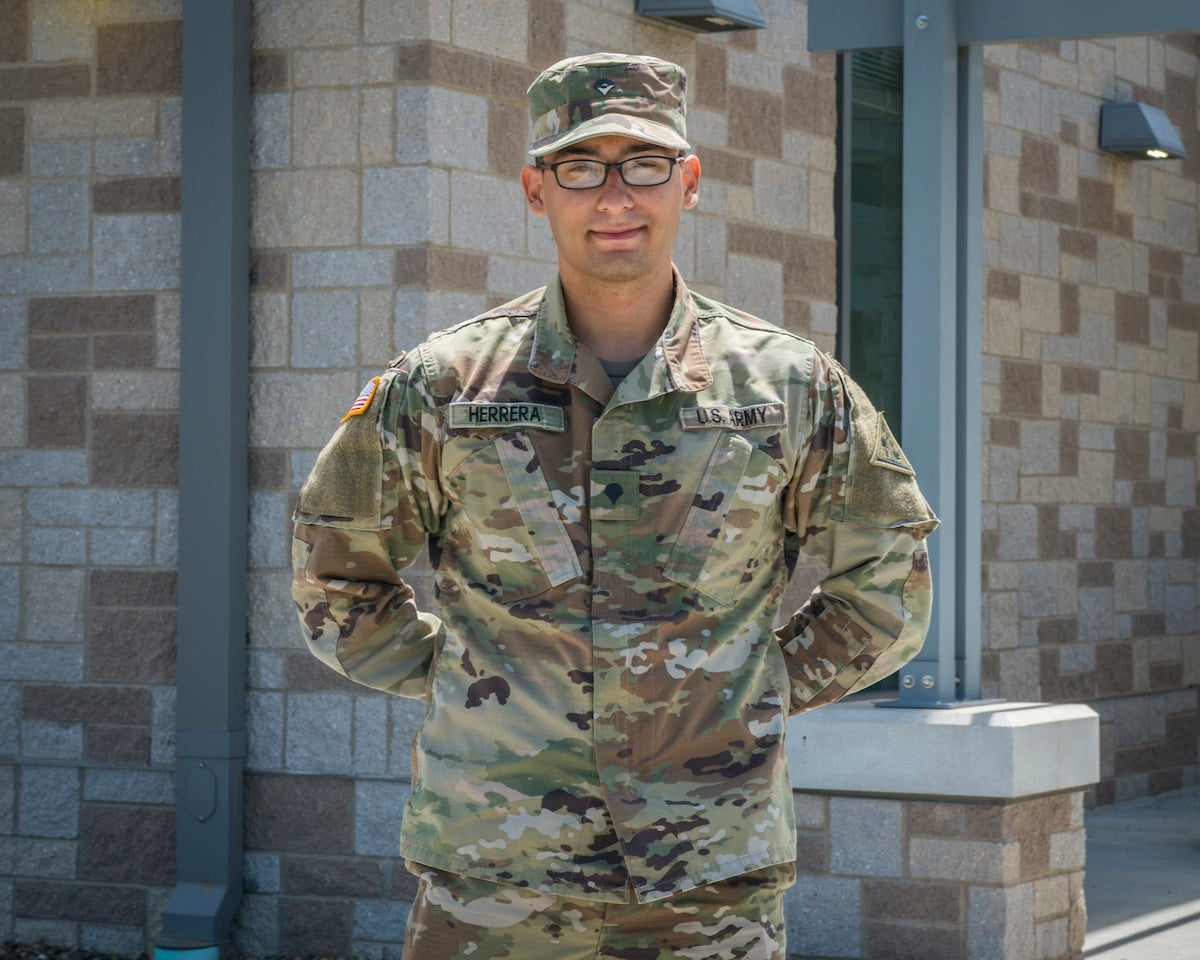 Immigrant Guardsman helps community while activated for COVID-19 response