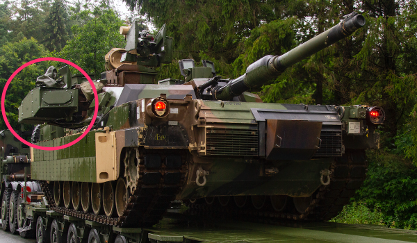 Army tanks are officially rocking a new active protection system in Europe