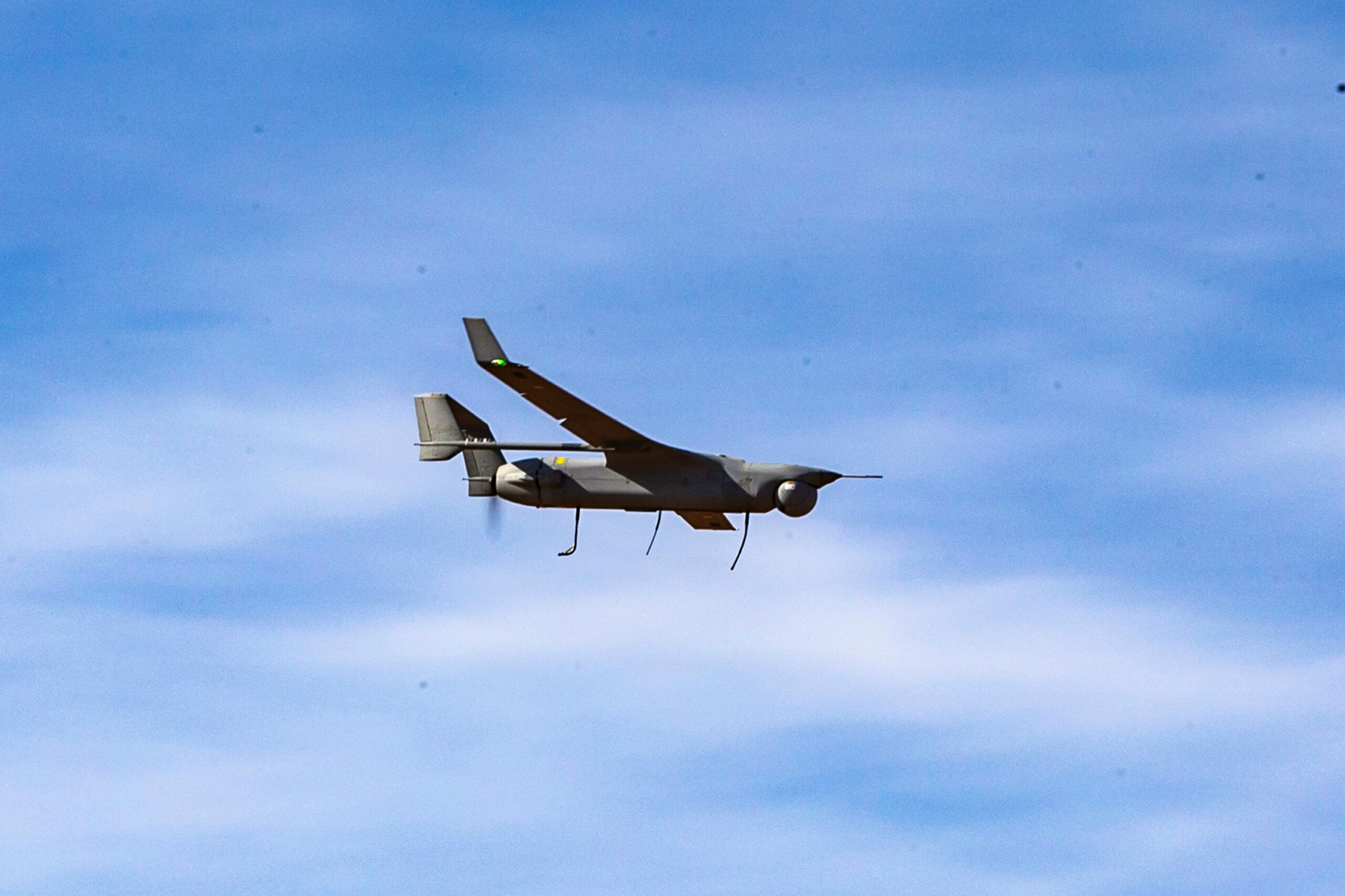Marines successfully fly first RQ-21A Blackjack in Australia