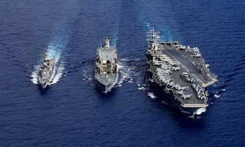 The US and Japan just teamed up for multiple joint air and sea exercises in a message to China