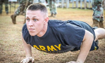 The Army approves push-ups and PT as punishments for minor infractions