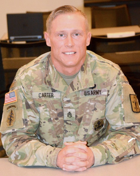 Hero soldier saves three people caught in their vehicles during a flash flood in Virginia