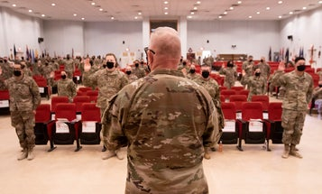 A new Army policy is changing the way deployed or pregnant NCOs are promoted