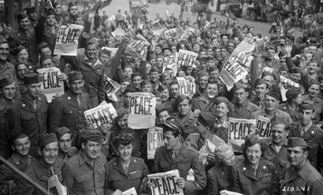 'It's finally over' — WWII veterans reflect on V-J Day, 75 years later
