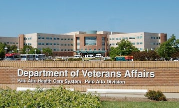 A veteran is now being treated for coronavirus at the Palo Alto VA