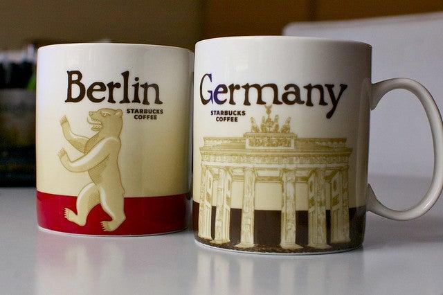 Starbucks Mugs from Flickr via Wylio
