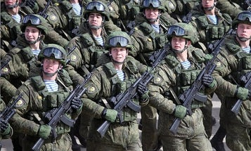 Russian troops forbidden from carrying smartphones so they can't reveal military activity and hazing rituals by accident