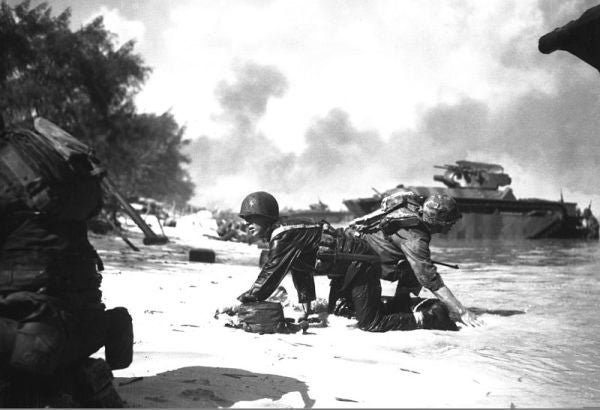 '40 Thieves on Saipan' — New book recounts epic struggle of Marine snipers in WWII