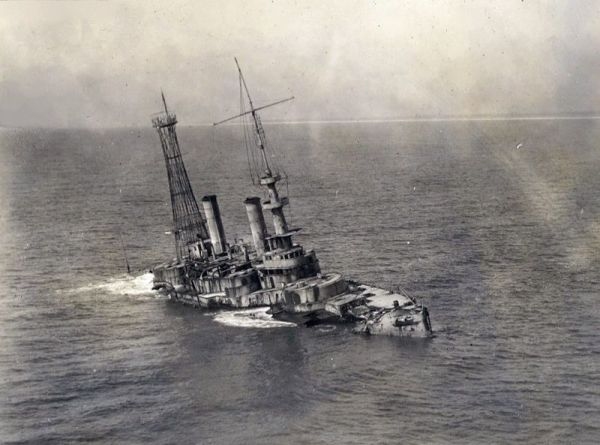 How 'the worst battleship ever made' became a wildlife refuge in the Gulf of Mexico