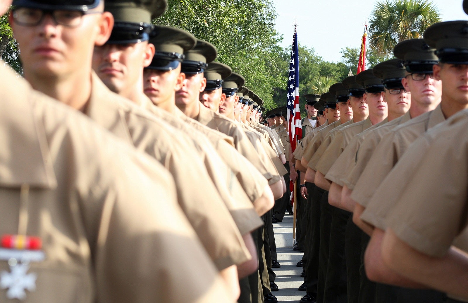 New Marine recruits won't start boot camp at Parris Island for 'at least a couple weeks' amid COVID-19 pandemic, commandant says