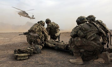 Thousands of troops will depart Iraq and Afghanistan before Trump leaves office