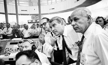 The story of how Jewish and former Nazi scientists got America to the moon