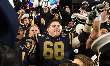 Navy Football player David Forney dies at 22 after being found unresponsive in his room