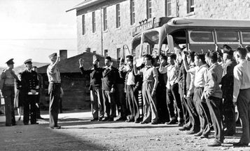 78 years ago, the first Navajo Code Talkers joined the Marine Corps