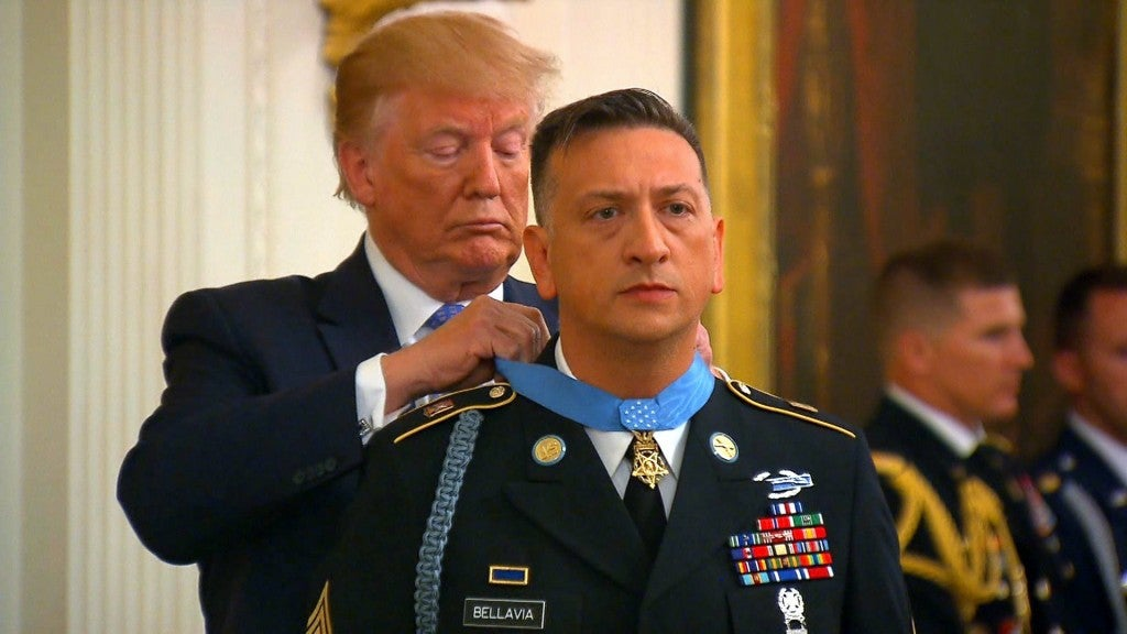 David Bellavia and the Medal of Honor