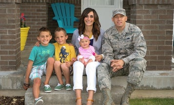 Full 360 support for the military family