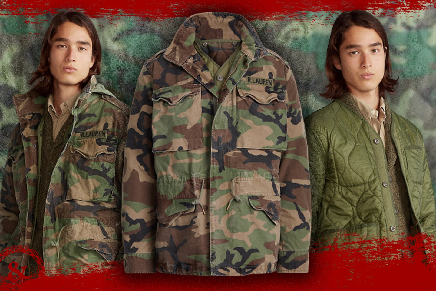 Ralph Lauren is looking for a few rich idiots to drop nearly $500 on this jacket worth about $20