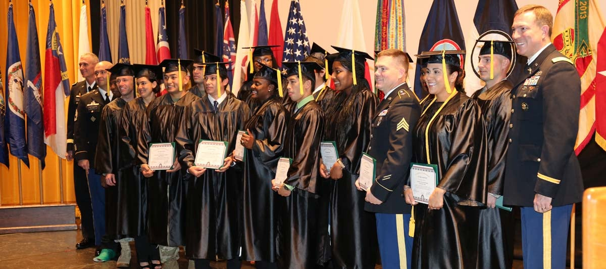 Stackable degree programs are perfect for military veterans