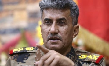 Iraq puts US-supported general in charge of elite counter-terrorism force
