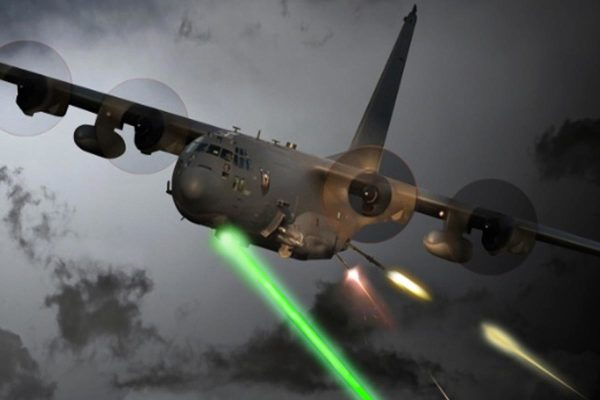 AFSOC to finally mount a laser weapon on an AC-130 gunship