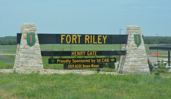 Body found along trail confirmed to be that of missing Fort Riley soldier