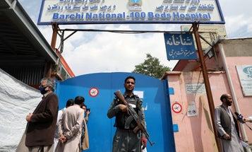 US blames ISIS for horrifying attack on Afghan hospital