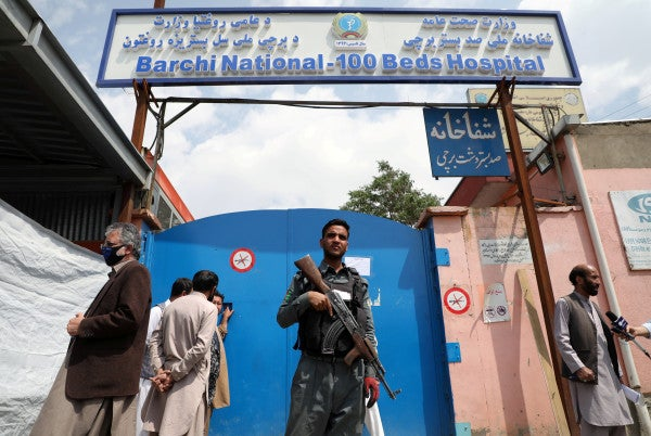 US and Afghan officials disagree over whether Taliban or ISIS responsible for Kabul hospital massacre