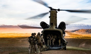 Biden needs to get us out of Afghanistan in May