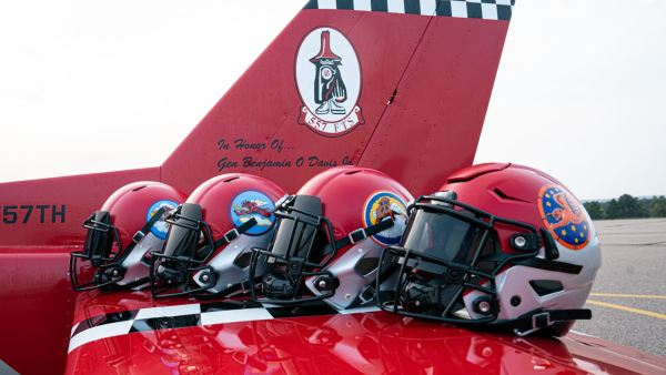 Air Force football will honor Tuskegee Airmen on uniforms vs Navy