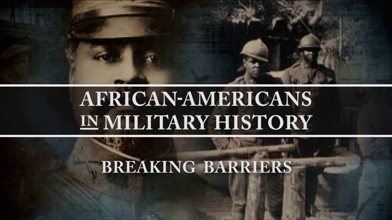 African-Americans in US military history