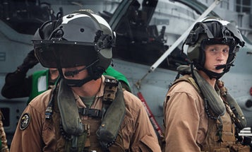 The Marine Corps will pay pilots up to $210,000 to stay in uniform