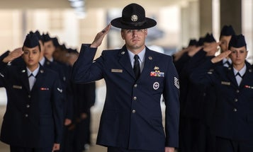Air Force resumes sending new recruits to basic training after weeklong pause due to COVID-19