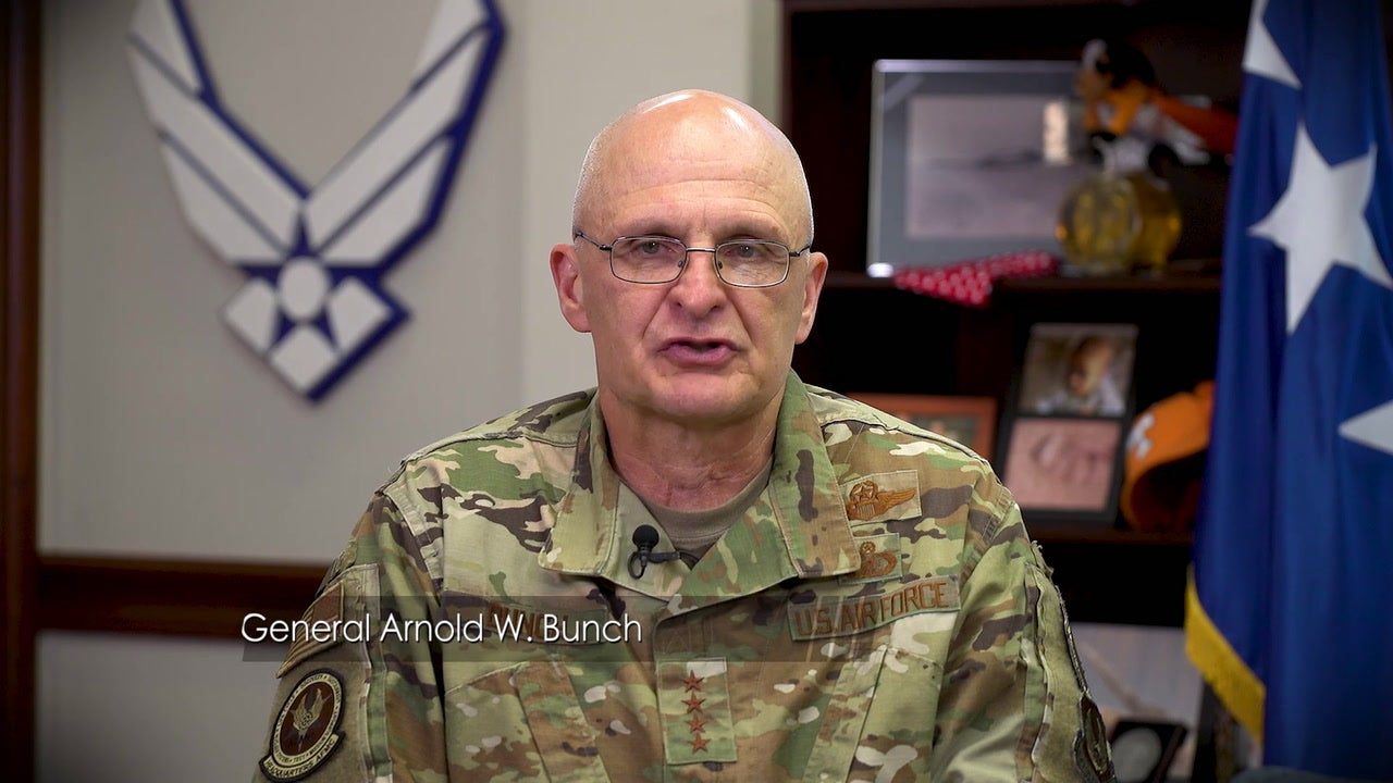 Air Force Materiel Command chief on diversity and inclusion