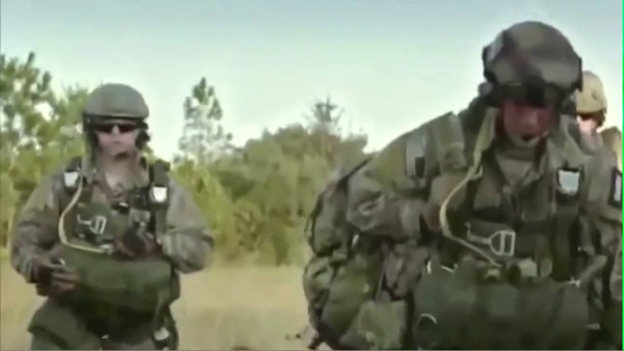 Air Force Special Operations Command recruting video