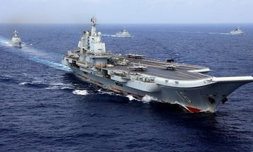 China is preparing to field a third aircraft carrier. Here's why they're no match for US flattops